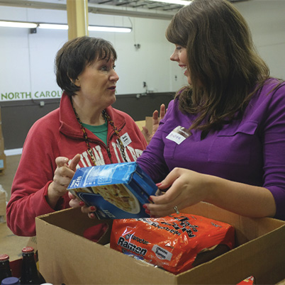 Food Bank CENC Durham Branch Featured Story Post